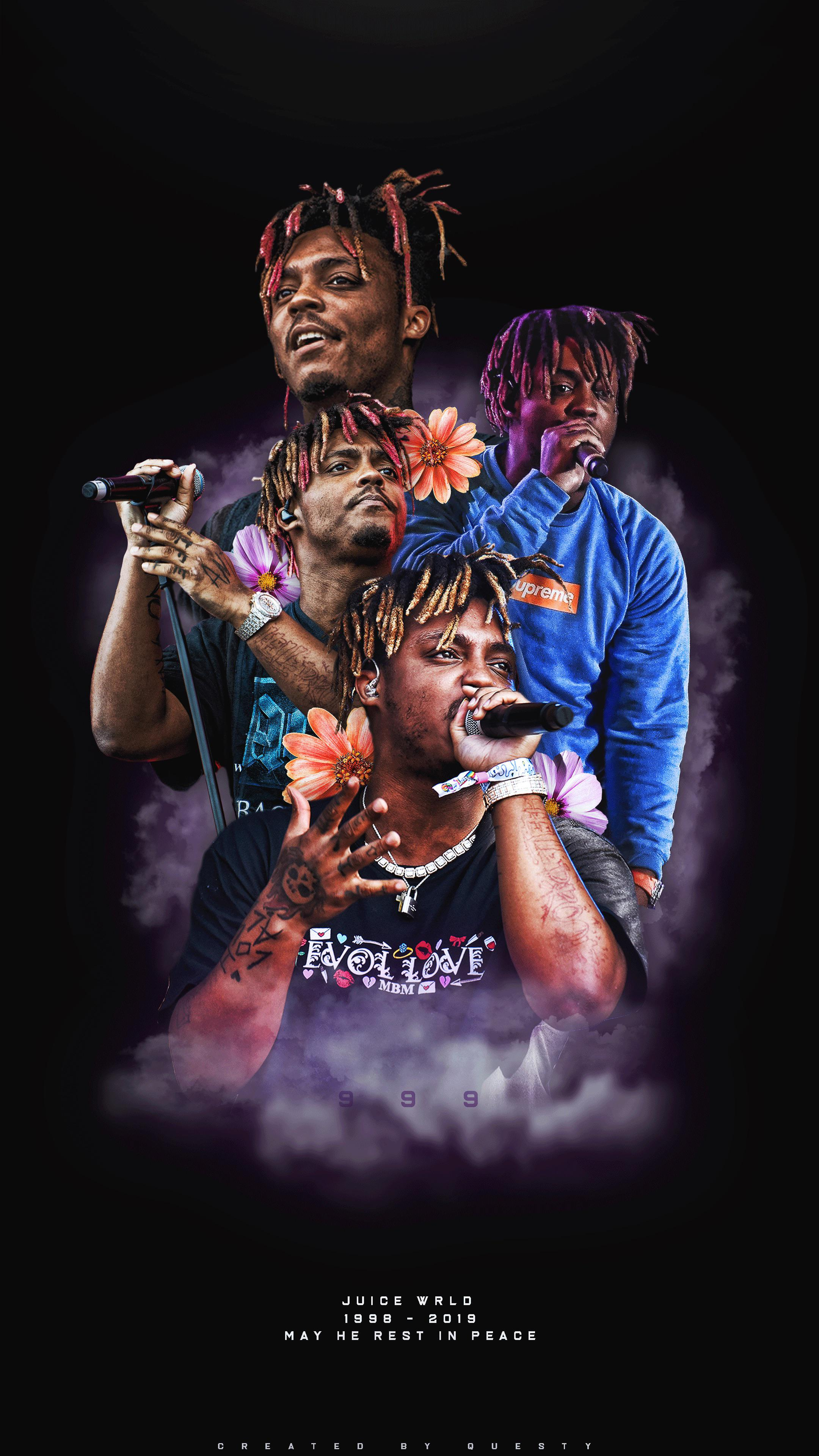 Juice Wrld Logo Wallpapers posted by ...