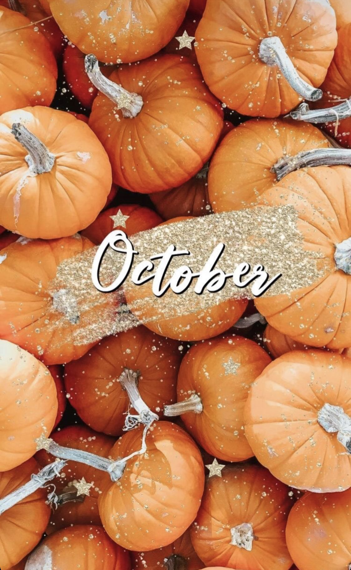 October Aesthetic Wallpapers posted by Sarah Thompson
