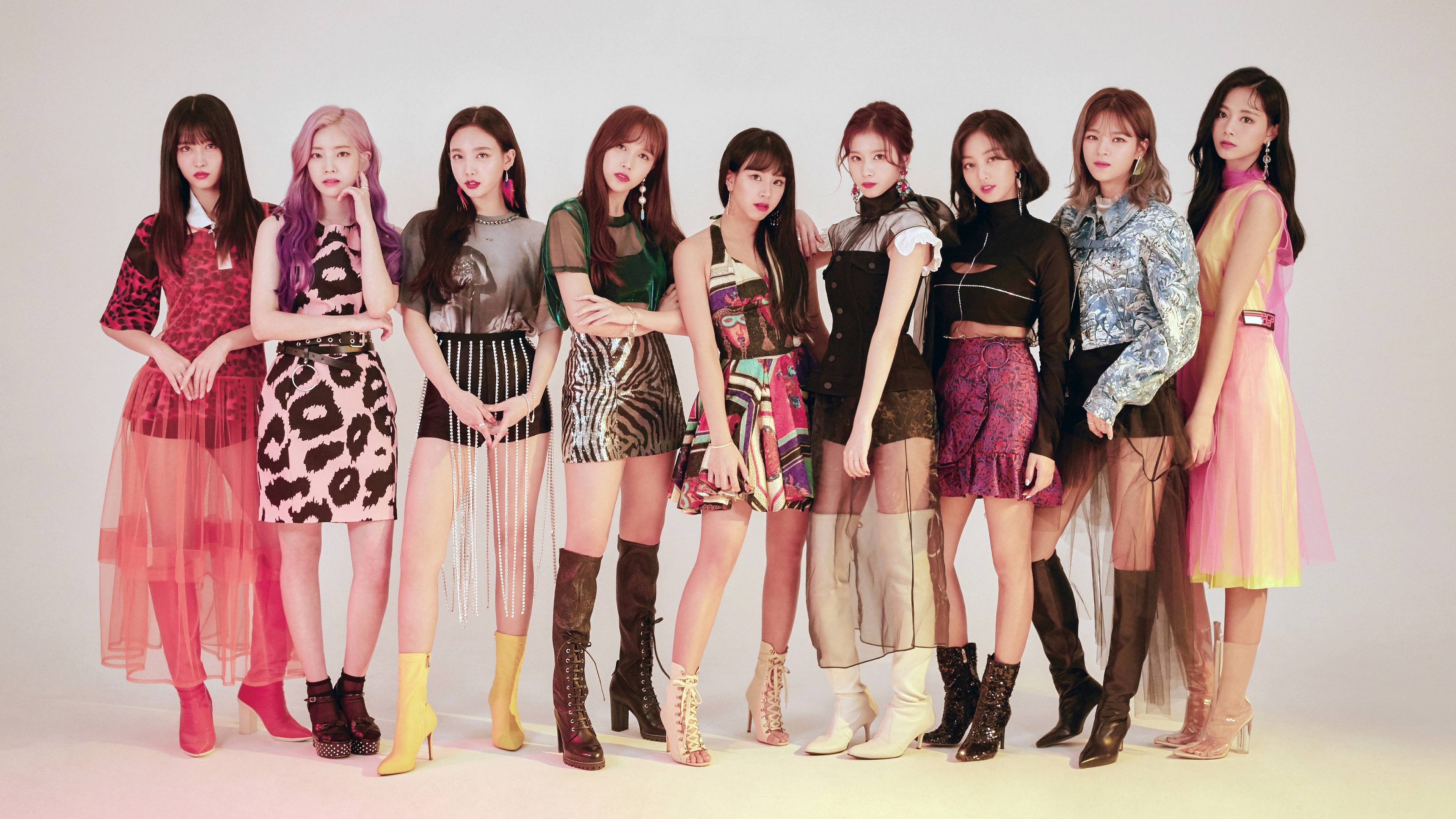 Twice Laptop Wallpapers posted by ...