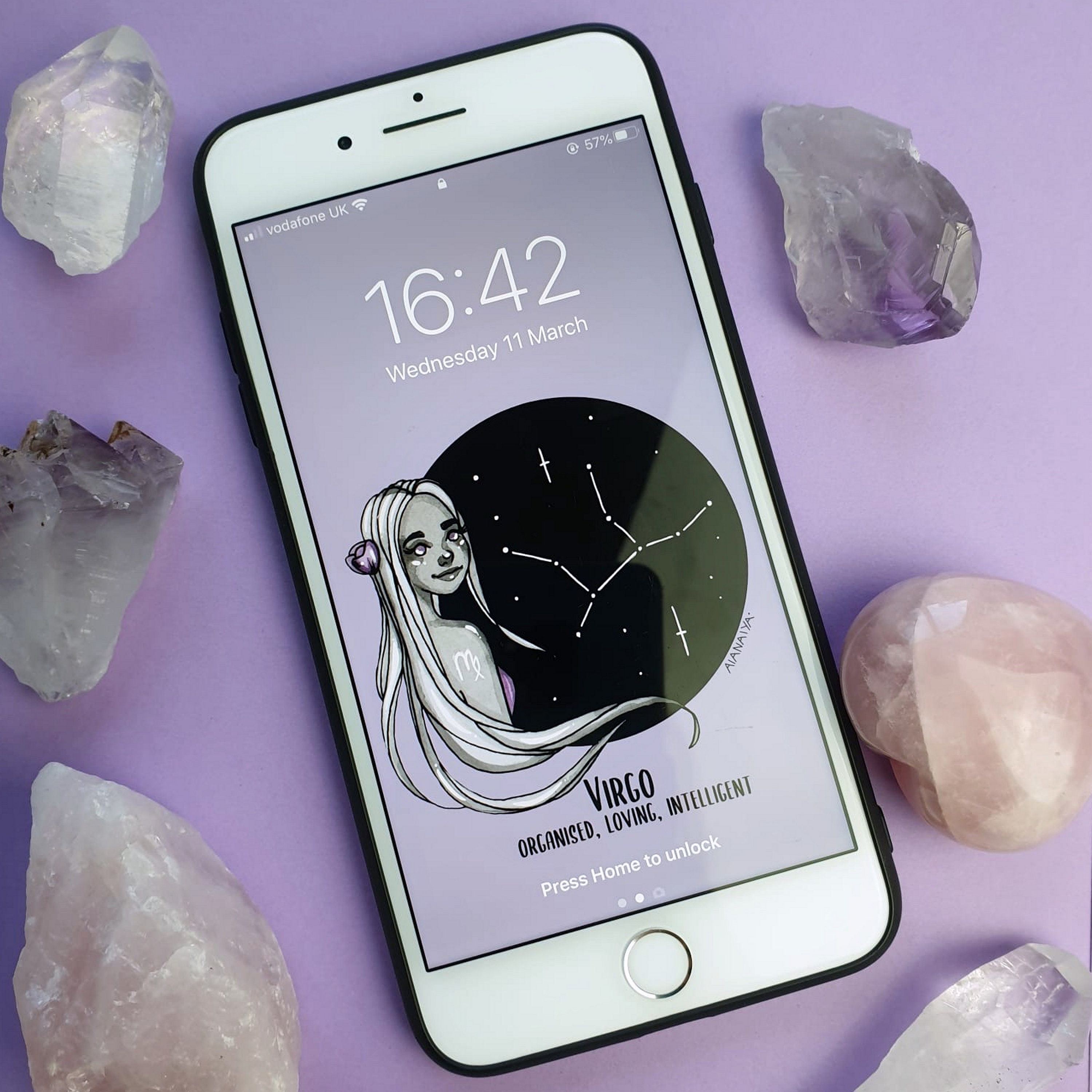 Witchy Phone Wallpapers posted by Ethan Sellers