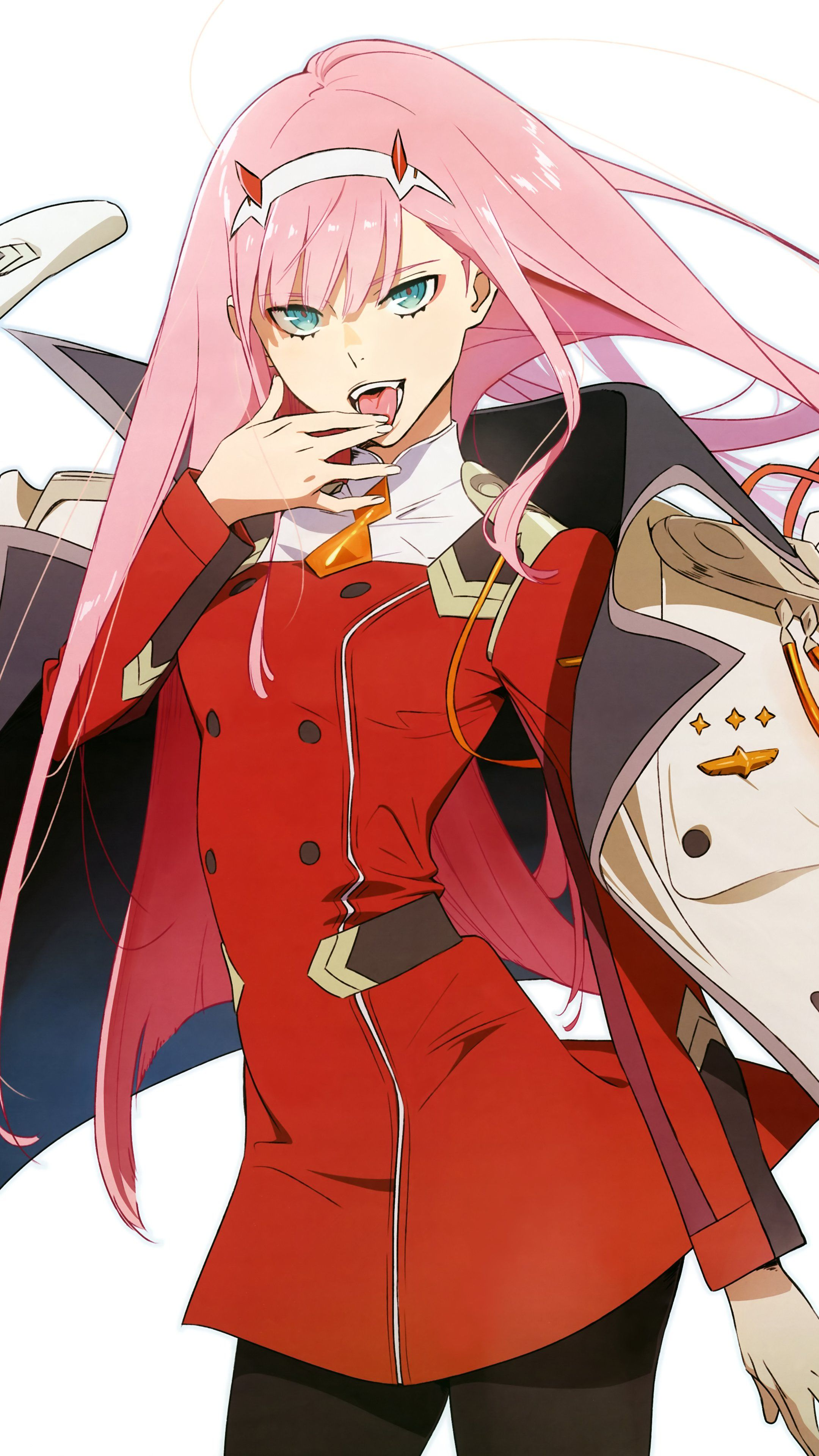 Zero Two Kawaii Wallpapers posted by John Cunningham