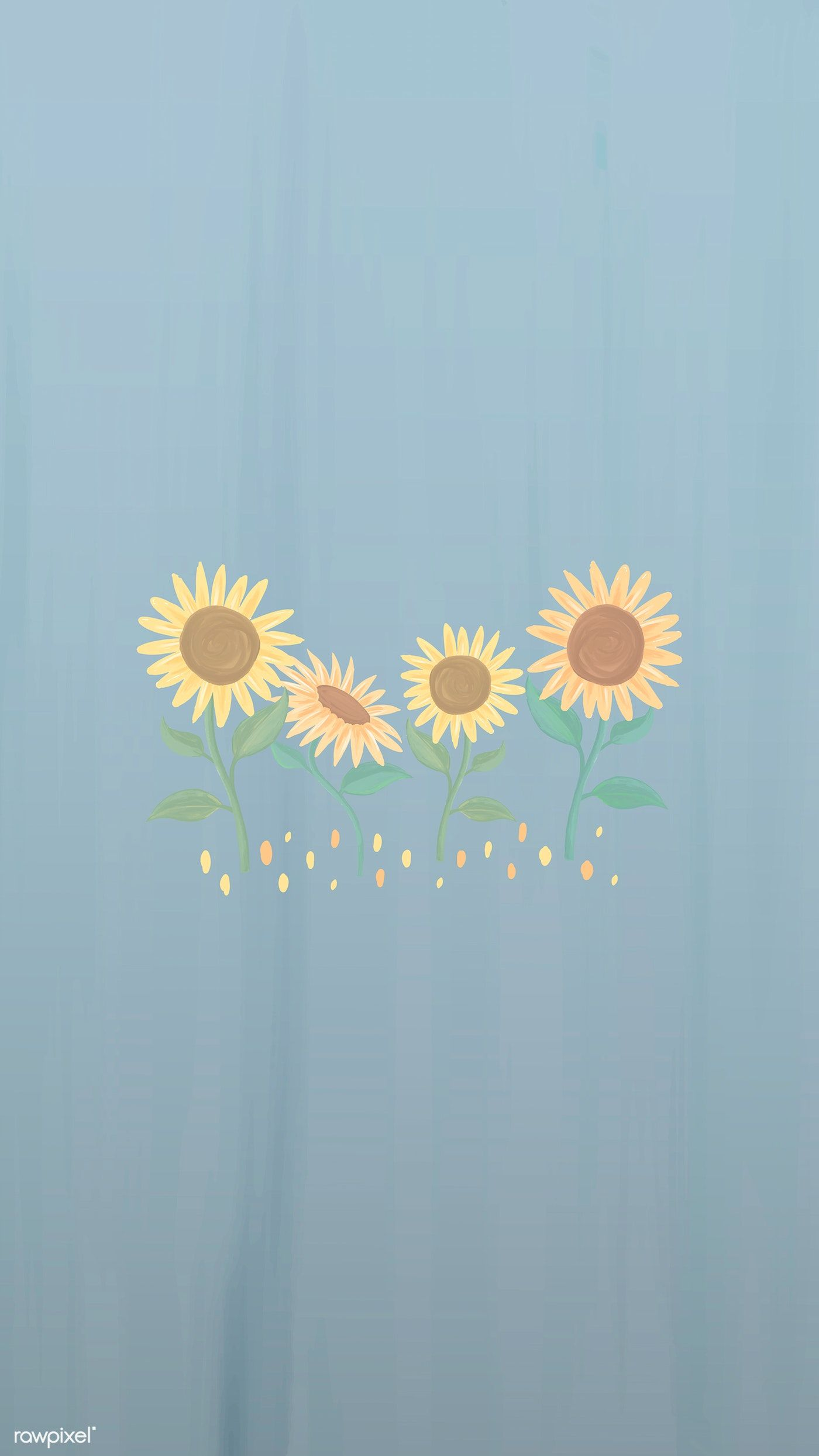 Flower Cartoon Wallpaper posted by ...